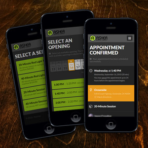 Scheduling  Your Appointment Just Got Easier!